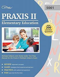 Download Pdf  Praxis Ii Elementary Education Multiple