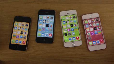 iphone 4s vs iphone 5 iphone 5 ios 7 vs iphone 4s ios 7 vs iphone 4 ios 7 vs