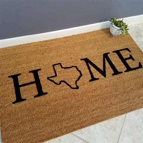 Doormats Personalized by Personalized Doormat Door Mats Welcome Mat Custom
