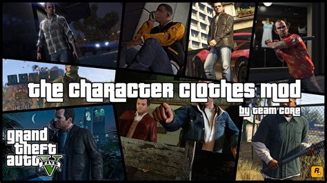 The Character Clothes Mod [.net]