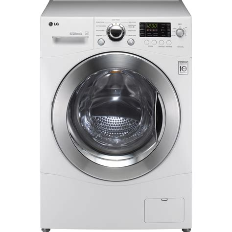 Lg Wm3455hw 23 Cu Ft Allinone Washer And Dryer