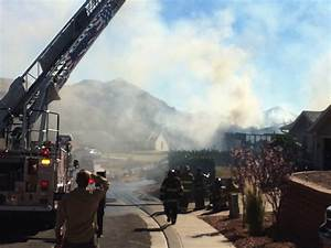 Fire rips through Hurricane home, damages 2 others ...