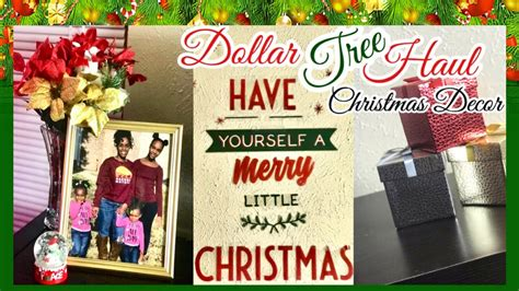 dollar tree christmas haul 2018 black friday 2018 dollar tree haul decor