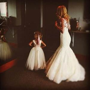bride and daughter | Tumblr