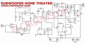 Subwoofer Home Theater Power Amplifier Trong 2019