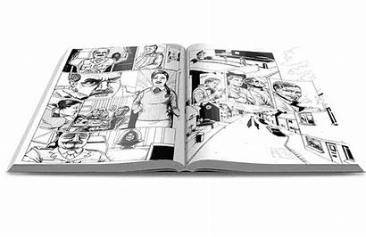 Wow Graphic Novel Murder Comics Mad