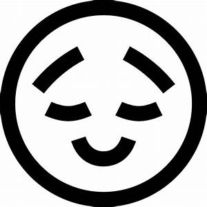 Emoticons Emoji Feelings Proud Smileys Icon