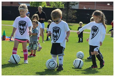 msa preschool clinics ages 2 5 451 | toddler soccer players dribbling in white large
