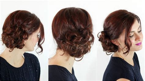 Low, Messy And Braids Updos