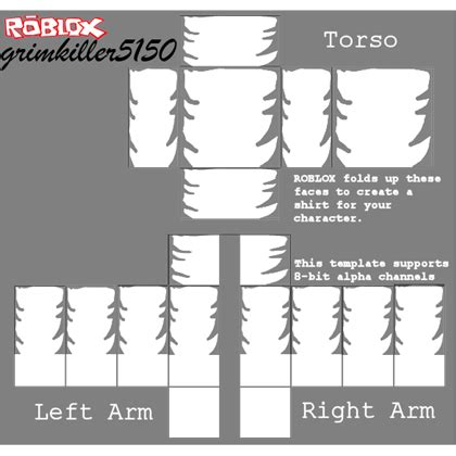 roblox shading template shaded template roblox