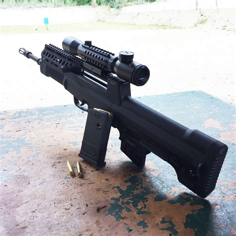 Review Norinco Type 97 Nsrftu Bullpup  Big Red's Firearms