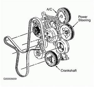 29 2002 Buick Lesabre Serpentine Belt Diagram