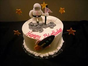Astronaut Cake - Pics about space
