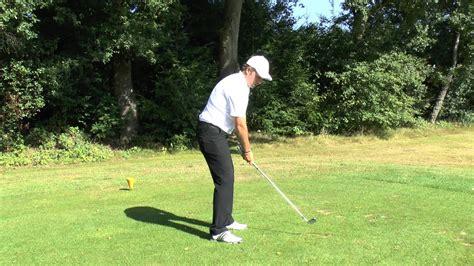 Instructie Downswing Golf - YouTube