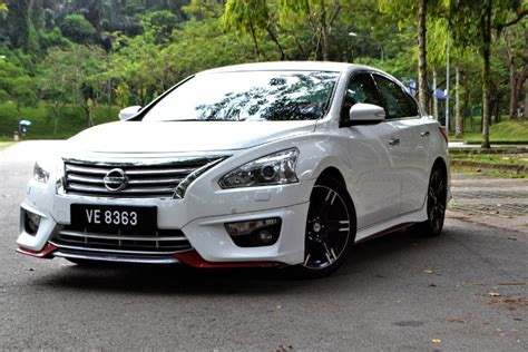 Review Nissan Teana by Review Nissan Teana 2 5 Xv Piston My
