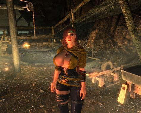 Scarlet Dawn Color Variety Pack All Body Types At Skyrim