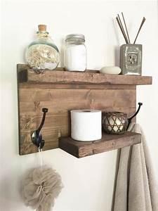 40, Most, Unique, Wooden, Shelf, Farmhouse, Decor, Ideas, For