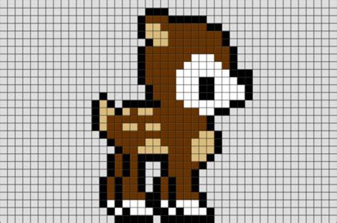 fawn pixel art brik