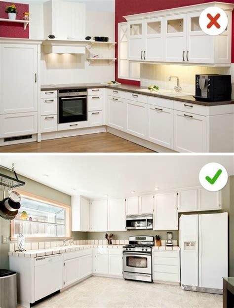 errores claves del diseno de cocina  sencillos