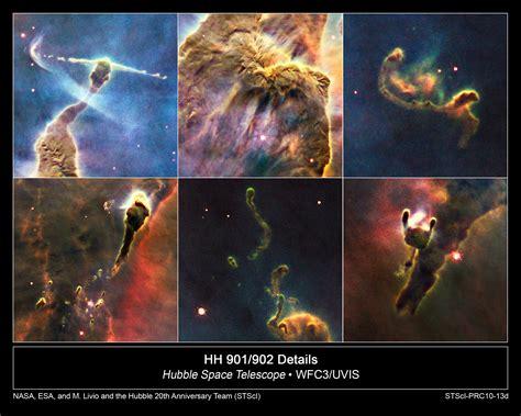 20 años del Hubble, sus mejores imágenes | El Busto de Palas