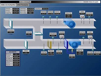 Automation System Building Systems Animated Controls Energy