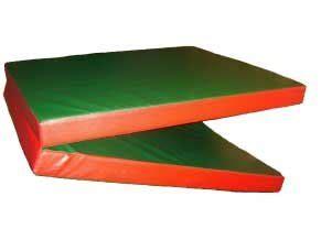 tapis de sport epais tapis de gymnastique enfants matelas de sport en mousse 233 pais vert pliable 2mx80cmx8cm