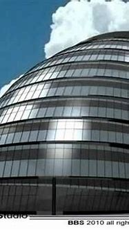 3D Model of London City Hall Review - YouTube