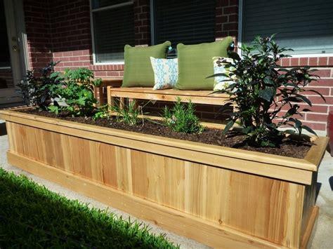 cedar planter box cedar planter box by malone lumberjocks