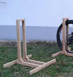 Fahrradständer Selber Bauen : foto fahrradst nder aus holz v ii nr 4 und 5 ~ One.caynefoto.club Haus und Dekorationen