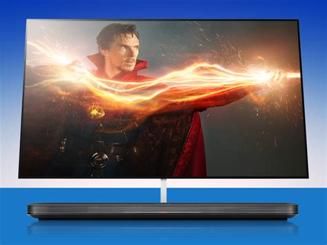 Lg Signature W7 Wallpaper Oled Tv Review Stuff