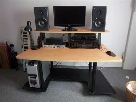 photo no name meuble rack bureau studio divers meuble home studio 461037 audiofanzine