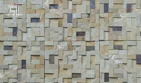 stone mosaic tiles  wall cladding  backsplash