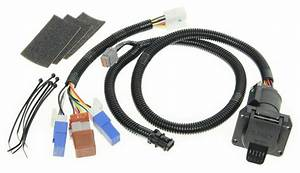 Tow Ready Custom Fit Vehicle Wiring For Nissan Frontier 2007