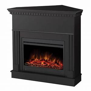 34 Corner Electric Fireplace Lowes  Electric Fireplace Tv