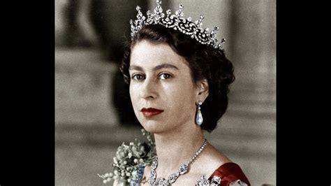 Queen Elizabeth II Tiaras