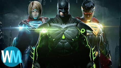 Top 10 Best Dc Comics Games!