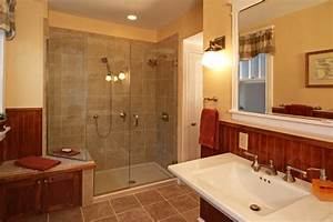 arts crafts revival traditional bathroom st louis With arts and crafts bathroom ideas