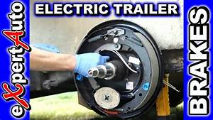 How To Fix Electric Trailer Drum Brakes