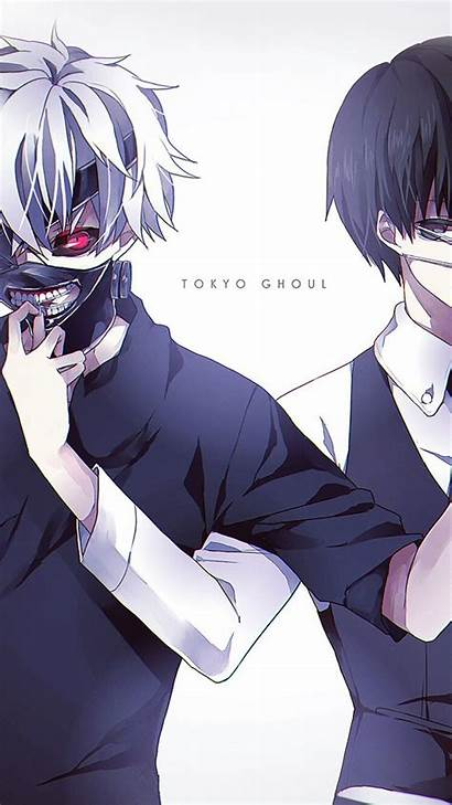 Ghoul Tokyo Anime Iphone Wallpapers Boy Boys