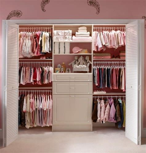Small Baby Closet Organization Ideas by Nursery Closet Organization Ideas For The Perfectly