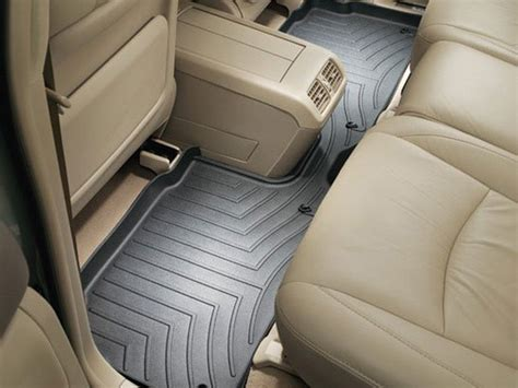Weathertech 441072  20072013 Lincoln Navigator (includes
