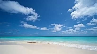 Clouds Beach Tropical Sea Landscape Desktop Resolution