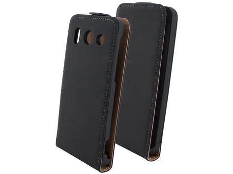 Mobiparts Leren Flip Case  Huawei Ascend G510 Hoesje