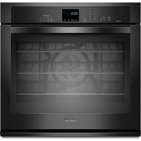 whirlpool wosecab  single electric wall oven   cu ft timesavor ultra true
