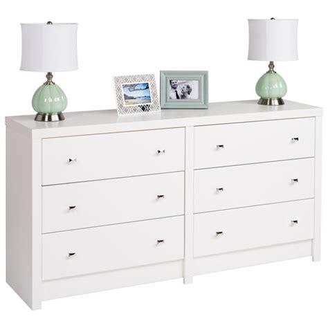 calla modern  drawer dresser white dressers chests