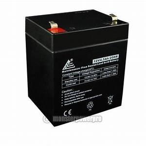 Batterie 12 Volts : batteries 12 volt rechargeable ah ebay ~ Farleysfitness.com Idées de Décoration