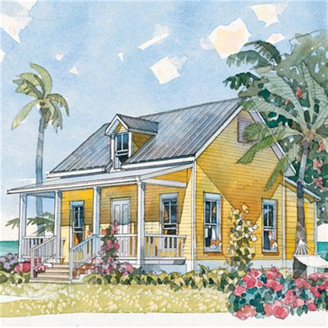 6 beach house plans that are less than 1 200 square feet