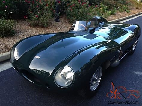1955/65 Jaguar D-type All Aluminium By Tempero