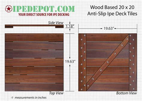 ipe deck tiles home depot deck tiles ipe decking tiles