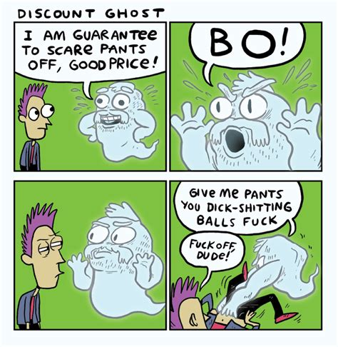 ghost jokes the old reader